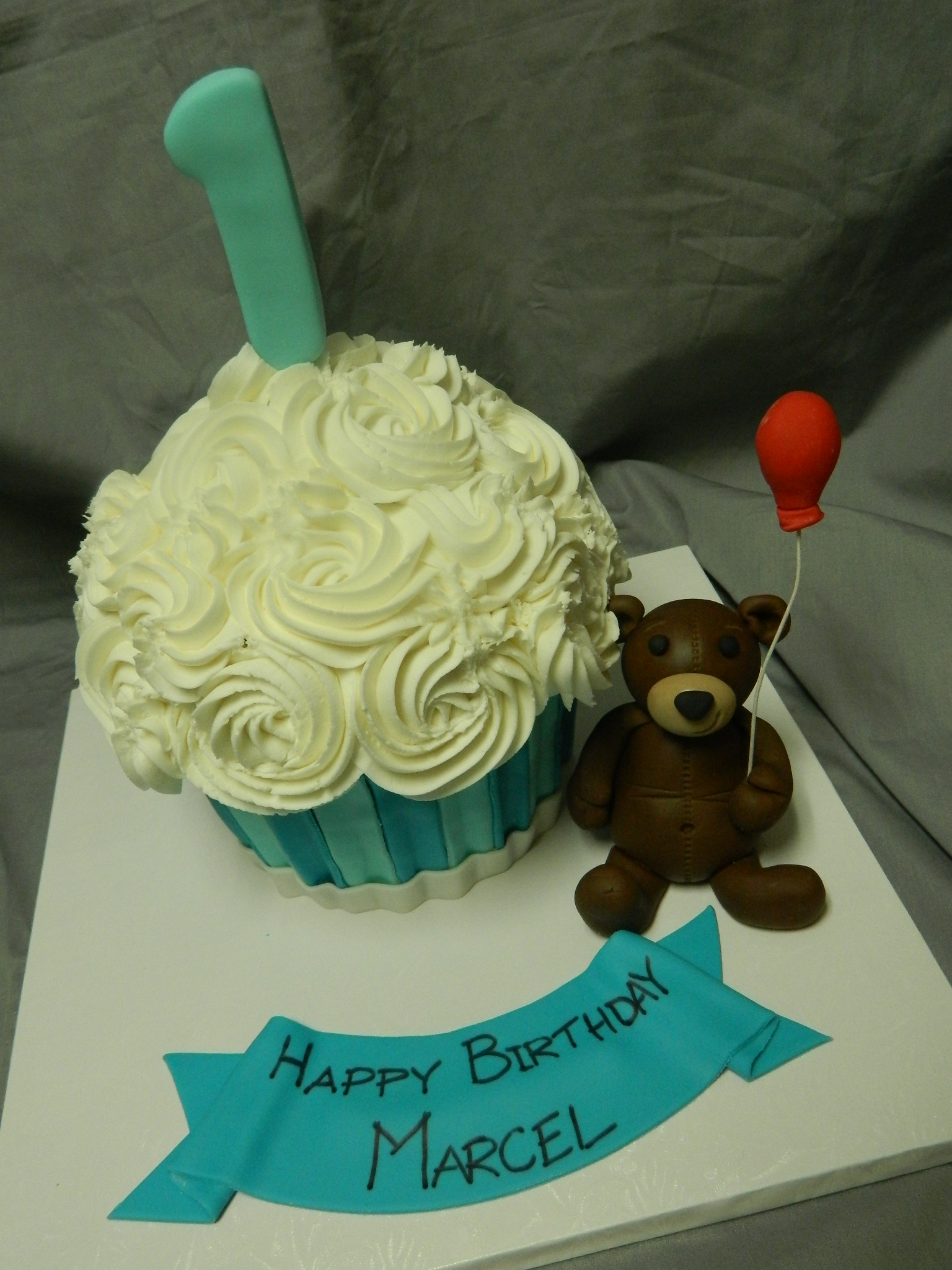 Teddy Bear themed Jumbo