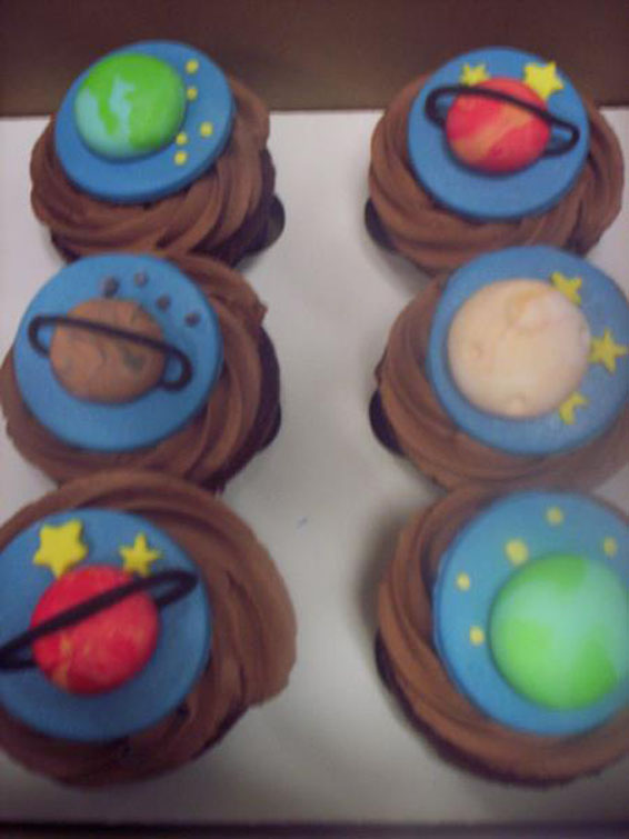 Planet Cupcakes
